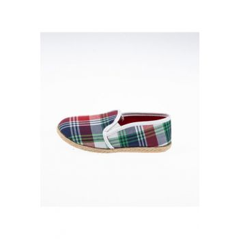 Plaid Baby Boy Shoes 14YECAYK1296_00-0068