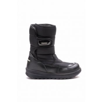Black Children's Boots 318 27283F