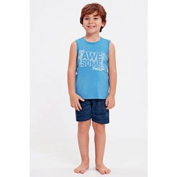 Boys' Pajamas Set 9SG637Z4