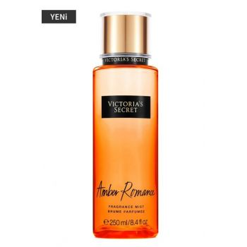 Women Body Spray - Amber Romance Body Mist 250 ml 667538086175