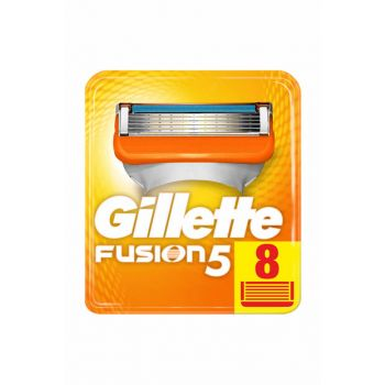 Fusion Replacement Razor Blades 8 pcs Carton Package 8681002970458
