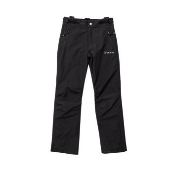 2AS Children's Ski Pants Black