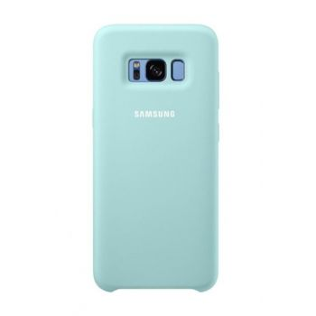Silicone Protective Case for Samsung Galaxy S8 (Blue)