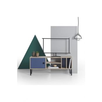 Norm Tv Unit Flora-Blue 3200363505