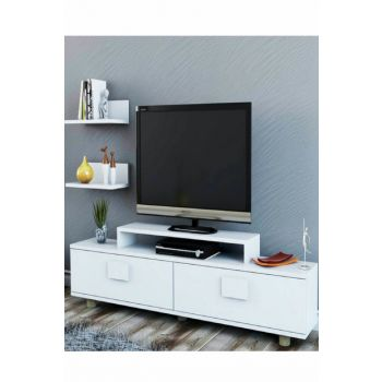 Noella White Tv Unit PUTV4032