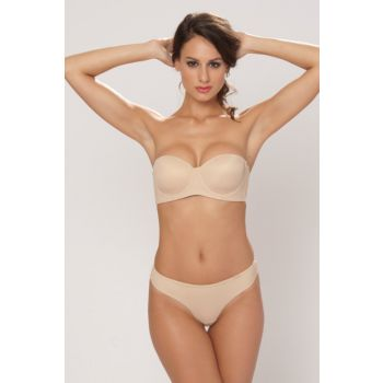 Women's Ten Strapless Non Push Up / Padded Bra 2776CLAR13B_062
