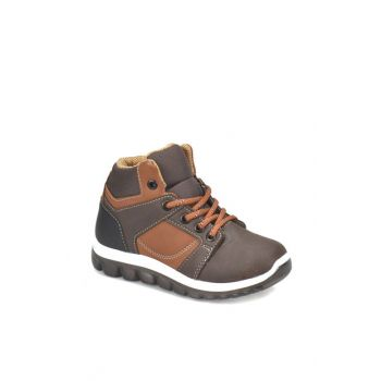 Brown Taba Boys Shoes 000000000100268455 000000000100268455