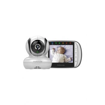 Motorola Lcd Display Digital Baby Webcam MTR-MBP36S