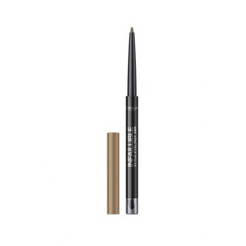 Brown Eyeliner - Infallible Stylo Eyeliner 24H 320 Nude Obsession 3600523163496