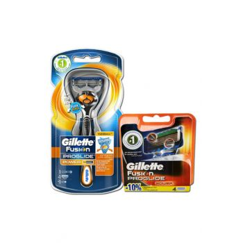 Fusion Proglide Power Flexball Shaver + 5 Replacement 676754567