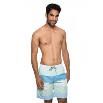 Men's Green Sea Shorts CCU-1855-1085_LIM