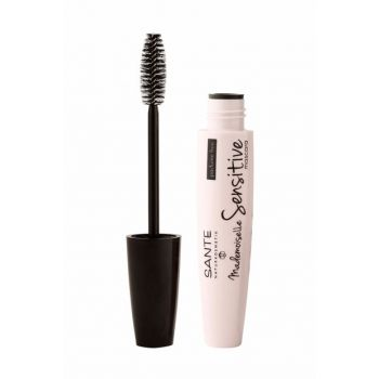 Organic Mascara Black 01 For Sensitive Eyes - 8 ml 43263