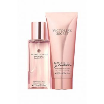 Bombshell Seduction 75 ml Body Spray + 100 ml Body Lotion 667548580373
