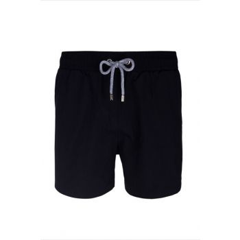 Men's Black Sea Shorts ER0034 67841