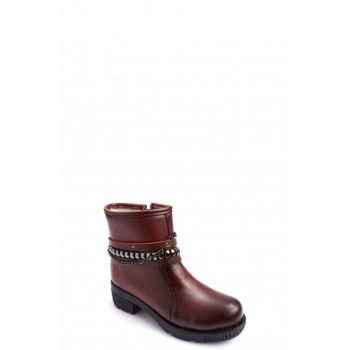 Bordeaux Girls Boots & Bootie TYYPB196772