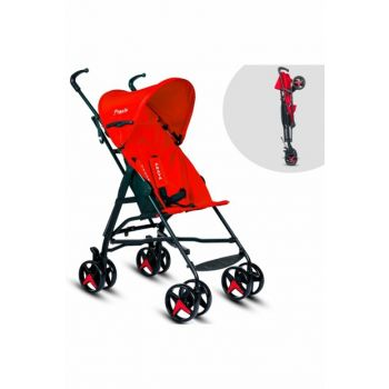 Practical Walking Stick Baby Stroller Red 000106.000003.000004