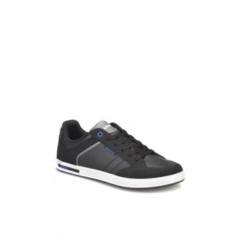 Black Men's Sneaker Hagen M