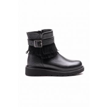 510 Children's Boots Black