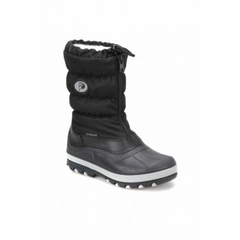 Black Children's Snow Boots 000000000100287681 000000000100287681