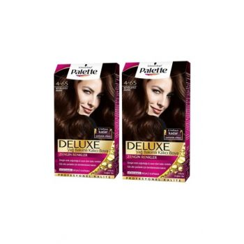 Deluxe 4-65 Charming Coffee X 2 Pack SET.HNKL.251
