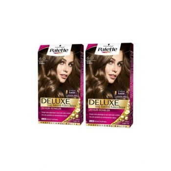 Deluxe 6-0 Dark Auburn X 2 Pack SET.HNKL.248