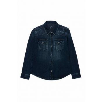 Boy Jean Shirt ROHAN B ACORN WASH