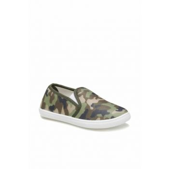 Zenon.f Khaki Boys Slip On Shoes 000000000100378878