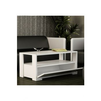 Whale Middle Table White 8681506223364