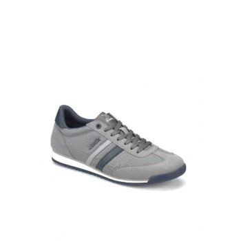 Gray Men's Sneaker HALLEY