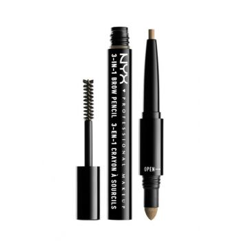 3 In 1 Eyebrow Pencil - 3 in 1 Brow Blonde 800897078843