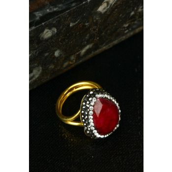 Root Ruby Women Ring 120Ar885