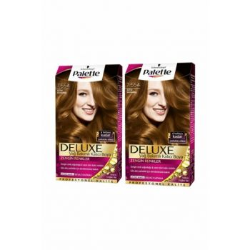 Deluxe 7-554 Gold Caramel X 2 Pack SET.HNKL.234