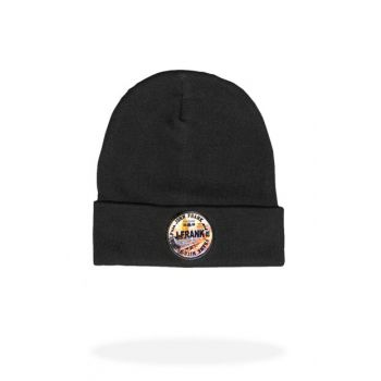 Men's Black Beanie - Jfbn18W01