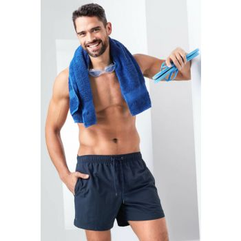 Men's Shorts Swimwear Navy Blue 78328