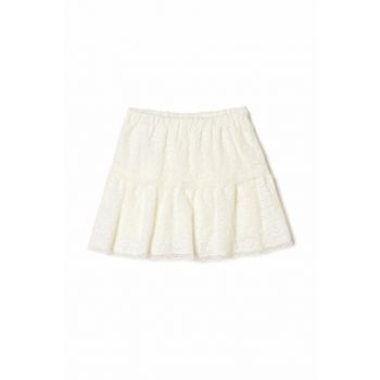 Cream Girl Child Skirt 321744ZB850680 321744ZB850680
