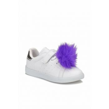 White Purple Boy's Shoes 000000000100299776 000000000100299776