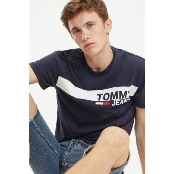 Men's Essential Box Logo T-Shirt DM0DM06089
