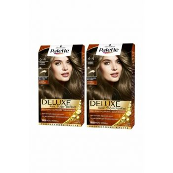 Deluxe Intensive Colors 6-4 Cashmere Kumralx 2 Pack SET.HNKL.263