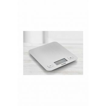 Schafer Helga Bathroom Scale -Inox-32732 13895