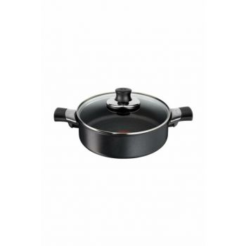 Tefal Titanium Talent Pro 24 Cm. Short Cookware 2100107012