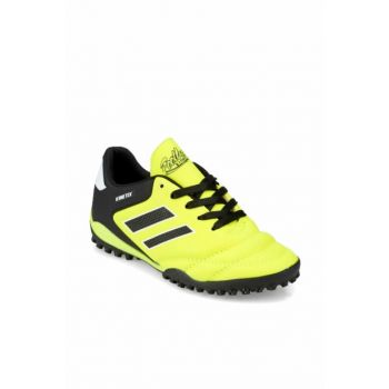 Neon Yellow Boys Field Shoes 000000000100373346