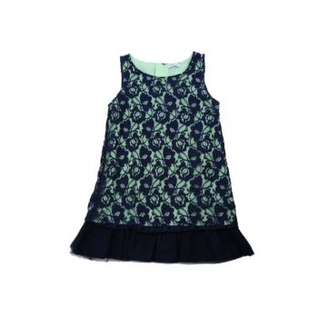 Lacıvert Girls' Dress 71M4DSR32 71M4DSR32