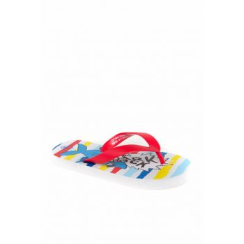Mixed Boys' Printed Finger Slipper I3718A4.18SM.KR1