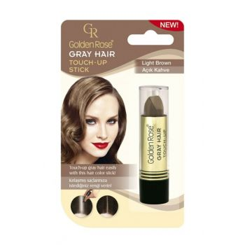 Light Brown - Gray Hair Touch-Up Stick 8691190067595