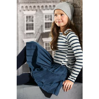 Children's Pleated Skirt Blue 93414 93414