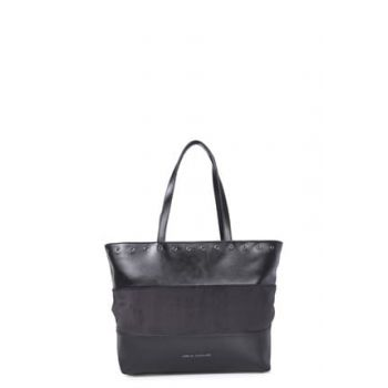 Black Women Shoulder Bag 942426 8A215 00020