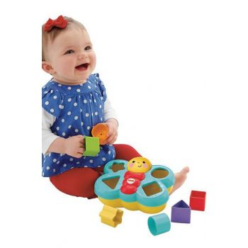 Fisher Price Shape Matching Friend Butterfly / CDC22