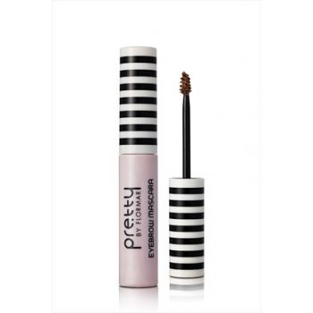 Eyebrow Mascara - Pretty By Flormar Eyebrow Mascara 01 Light 8690604461493