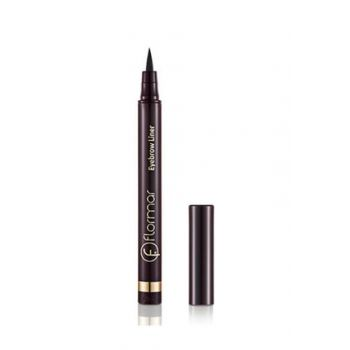 Dark Brown Eyebrow Pencil - Eyebrow Liner No: 006 Deep Dark Brown 8690604242580 0717011
