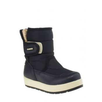 Navy Blue Children's Boots 318 27283P